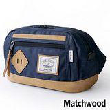 MATCHWOOD Density Waisy Bag 腰包 -藍色