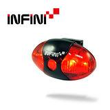 《INFINI VISON ALIEN》專業自行車後燈