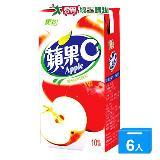 黑松蘋果C300ml*6入