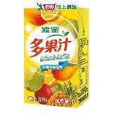 波蜜多果汁250ml*6入