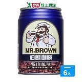 金車伯朗藍山咖啡240ml*6入