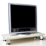 【環球】深24公分x寬60公分-桌上型置物架(白橡木色)