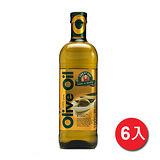 桂格得意的一天橄欖油1L*6瓶