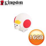Kingston 金士頓 喜氣羊羊碟 16G 隨身碟《亞洲限量羊年紀年版》