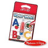 美國瑪莉莎 Melissa & Doug 神奇水畫冊 - 英文字母學習A-Z