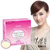 【Angel LaLa天使娜拉】 陳德容代言活顏胎盤粉 (6公克/包;14包/盒 )
