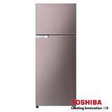 TOSHIBA東芝409L雙門變頻抗菌冰箱GR-T46TBZ(DS)