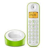 飛利浦無線電話D1201WN-單機綠