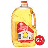 台糖大豆沙拉油3L*6瓶