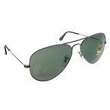 Ray Ban雷朋太陽眼鏡 (槍銀-綠色) #RB3025 W0879-58mm