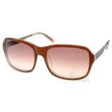 Calvin Klein太陽眼鏡 (方框棕色) #CK1180SA 163