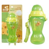 喜多 幼童水壺 運動型-藍/綠/橘(410ml)
