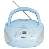 聲寶手提CD音響AK-W1401L