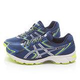 Asics 男款 GEL-EQUATION 7 慢跑鞋T3F1N-4293-藍
