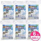 【HIKARI日光生活】靜電除塵紙-50入(6包300入)