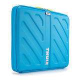 Thule 都樂硬殼超耐用15吋MacBook保護TAS-115藍色