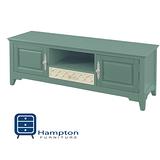 漢妮Hampton安琪拉電視櫃-藍白