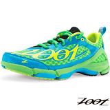 【ZOOT】訓練型TT 2.0 頂級極致型極速火箭跑鞋 運動鞋(女)(蘋果綠-水藍) Z130103201