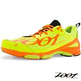 【ZOOT】訓練型TT 2.0 頂級極致型極速火箭跑鞋 運動鞋(男)(亮黃-酷橘) Z130102701