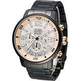 ALBA 奔馳時尚計時腕錶 VD53-X176U AT3709X1