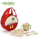 【美國Husk's ware】稻殼天然無毒環保兒童餐具組-米奇款