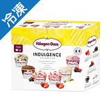 哈根達斯 迷你杯甜蜜寵愛六入組 (75ml*6入/盒)