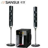 年終盛典 SANSUI山水2.1聲道藍芽劇院音響組(S2926)