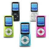 B1822四代蘋果 插卡式1.8吋彩色螢幕 MP4隨身聽(加8G記憶卡)(送三大好禮)