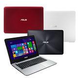 ASUS X455LF 14吋 I5-5200 1TB NV930 2G獨顯 -加送無線滑鼠+柔光護眼USB LED小檯燈+4G記憶體