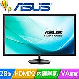 ASUS 華碩 VN289H 28吋VA雙HDMI液晶螢幕