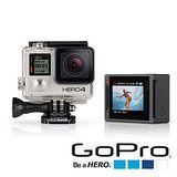 GoPro HERO4 觸控螢幕銀色版攝影機