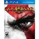 PS4遊戲 戰神 3 強化版 -中英文合版