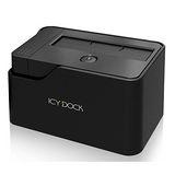 ICY DOCK SATA USB3.0&eSATA外接硬碟座-MB981U3S-1S