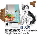 美國《VF》魏大夫健怡成貓配方6kg