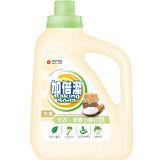 加倍潔洗衣精洗衣液體小蘇打皂-抗菌2400gm