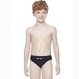 【SAIN SOU】兒童競賽型泳褲附泳帽A67402-02