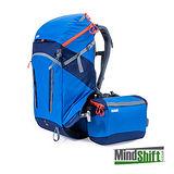 MindShift 曼德士 Gear rotation 180° Horizon 戶外登山攝影 相機背包 34L(MS216,簡配,藍色)
