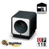 Digimax★UP-118 營業用專業型單孔式高音壓超音波驅鼠器 [ 有效空間50坪 ] [ 專利增壓式單孔喇叭 ] [ 體感測試鍵 ] [ 人畜無害 ]
