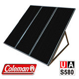 COLEMAN ★UA-S580 『ALL IN ONE』離網型獨立式太陽能發電SET組