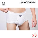 ★3件超值組★HANG TEN 全棉羅紋三角褲M