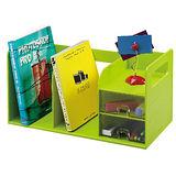 【雙鶖 FLYING】42300 超大型創新書架整理盒/書檔