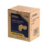 【EPSON】S050590 (C3900N / C3900DN) 原廠黃色碳粉匣