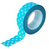 【力大 ABEL】washido 12503 藍水玉 和紙膠帶/點點膠帶