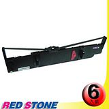 RED STONE for LEDOMARS LP7580黑色色帶組(1組6入)