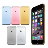iPhone6 4.7吋 彩色全透清水保護套