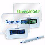 USB LED 時鐘留言板