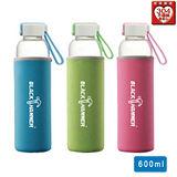 ★2件超值組★BLACK HAMMER 蒲公英耐熱玻璃水瓶(600ml)