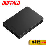 BUFFALO巴比祿 2.5吋防震加密1TB行動硬碟 HD-PNFU3