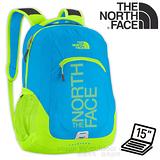 【美國 The North Face】新款 HAYSTACK 輕量15吋電腦背包31L.日用背包.運動休閒背包.後背包/830g輕巧耐用.透氣背板/CE90 鵝毛筆藍
