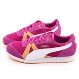 PUMA 女款TF-Racer Mesh 復古款運動跑鞋35827405-紫
